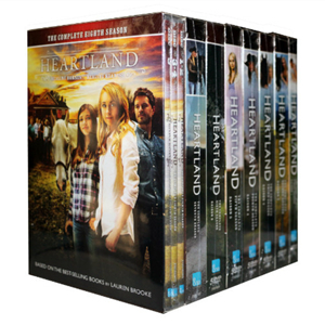 Heartland Seasons 1-9 DVD Box Set