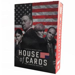 House of Cards Seasons 1-3 DVD Box Set