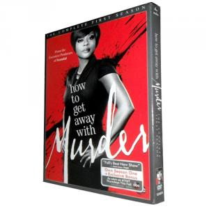 How To Get Away With Murder Season 1 Dvd Box Set