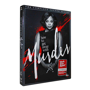 How to Get Away with Murder Season 2 DVD Box Set