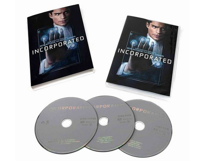 Incorporated Season 1 DVD Box Set