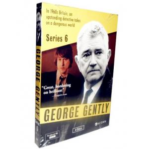 Inspector George Gently Season 6 DVD Boxset