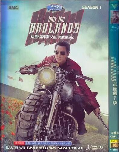 Into the Badlands Season 1 DVD Box Set