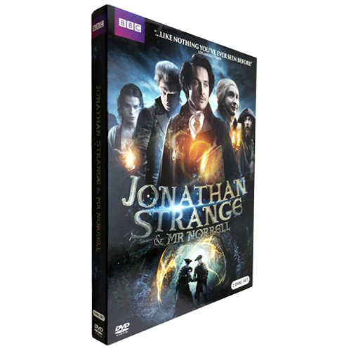 Jonathan Strange and Mr. Norrell DVD Box Set