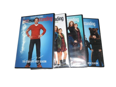 Last Man Standing Seasons 1-4 DVD Box Set