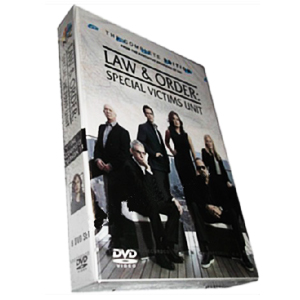 Law & Order: Special Victims Unit Season 13 DVD Box Set