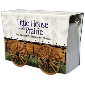 Little House on the Prairie Seasons 1-9 DVD Boxset