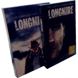Longmire Seasons 1-2 DVD Box Set