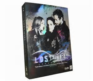 Lost Girl Seasons 1-4 DVD Box Set
