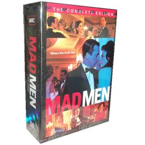 Mad Men Seasons 1-6 DVD Box Set