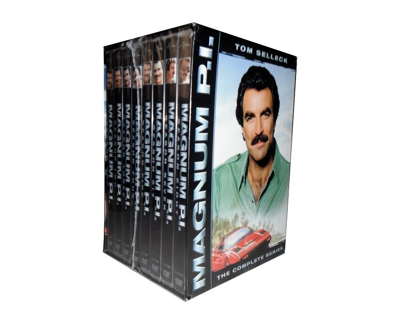 Magnum P.I. Seasons 1-8 DVD Box Set