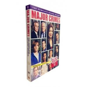 Major Crimes Season 2 DVD Box Set