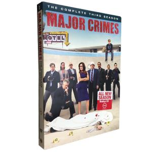 Major Crimes Season 3 DVD Box Set