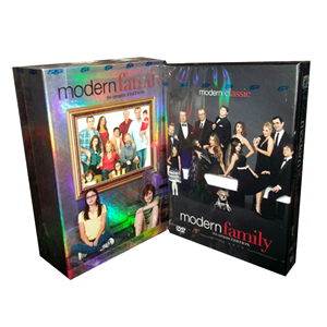 Modern Family Seasons 1-5 DVD Box Set