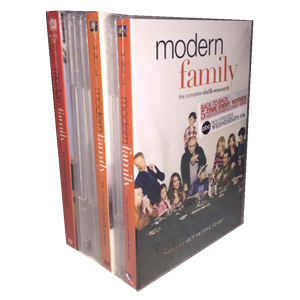 Modern Family Seasons 1-6 DVD Box Set
