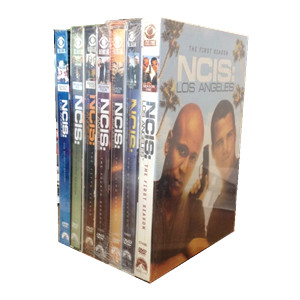 NCIS: Los Angeles Seasons 1-8 DVD Box Set