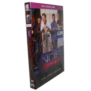 NCIS New Orleans Season 1 DVD Box Set