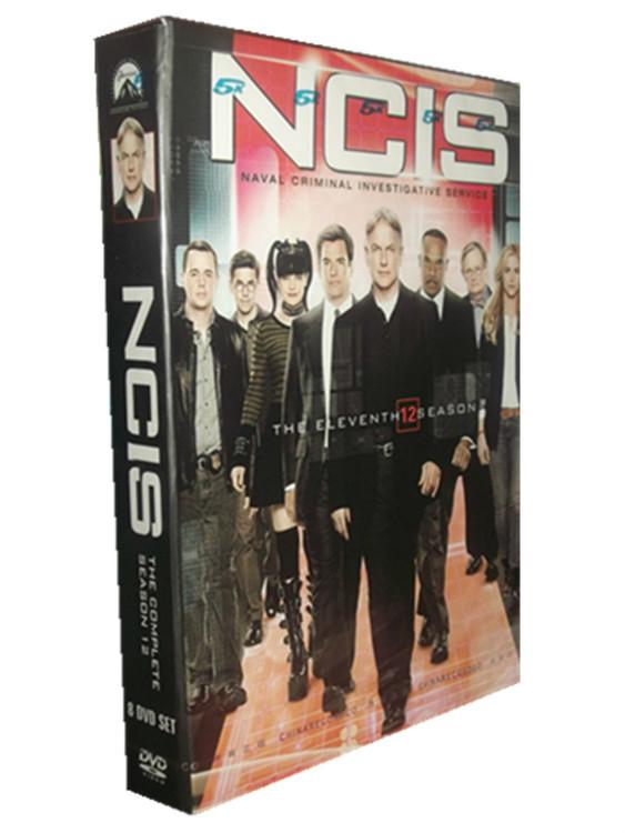 Buy Ncis Season 12 Dvd Box Set Cheap Ncis Dvd On Sale