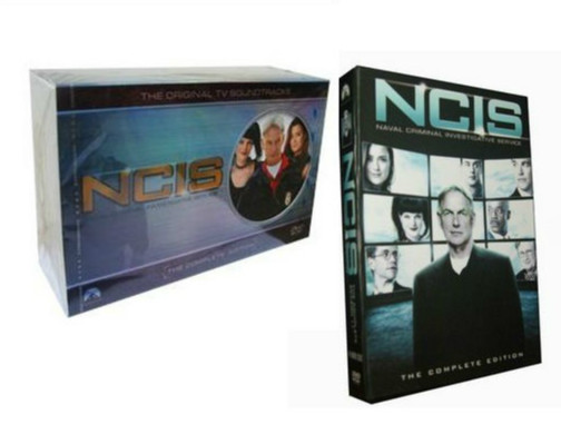 NCIS Seasons 1-11 DVD Box Set