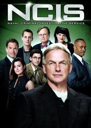 NCIS Season 12 dvd poster