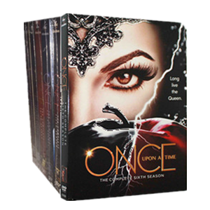 Once Upon A Time Seasons 1-6 DVD Box Set