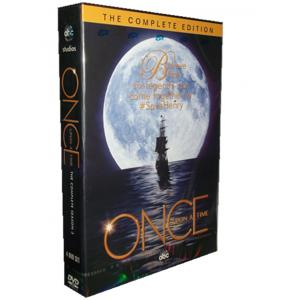 Once Upon a Time Season 3 DVD Box Set