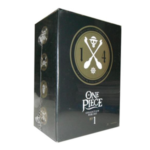 One Piece Collection DVD Box Set NO.1