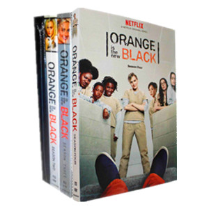Orange Is the New Black Seasons 1-4 DVD Box Set