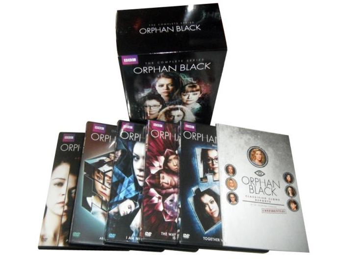 Orphan Black - The Complete Collection | JB Hi-Fi
