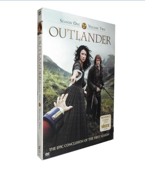 Outlander Season 1 DVD Box Set