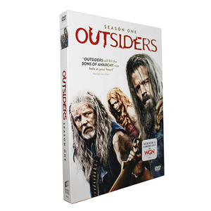 Outsiders Season 1 DVD Box Set