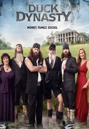 Duck Dynasty Seasons 1-5 dvd