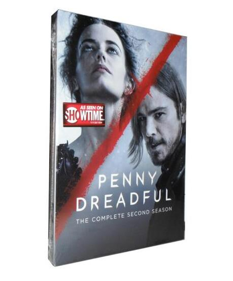 Penny Dreadful Season 2 DVD Box Set