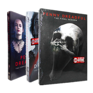 Penny Dreadful Seasons 1-3 DVD Box Set