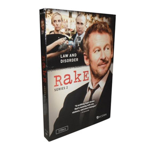 Rake Season 2 DVD Box Set