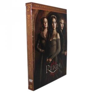 Reign Season 2 DVD Box Set