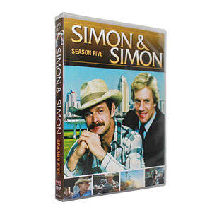 Simon & Simon Season 5 DVD Box Set