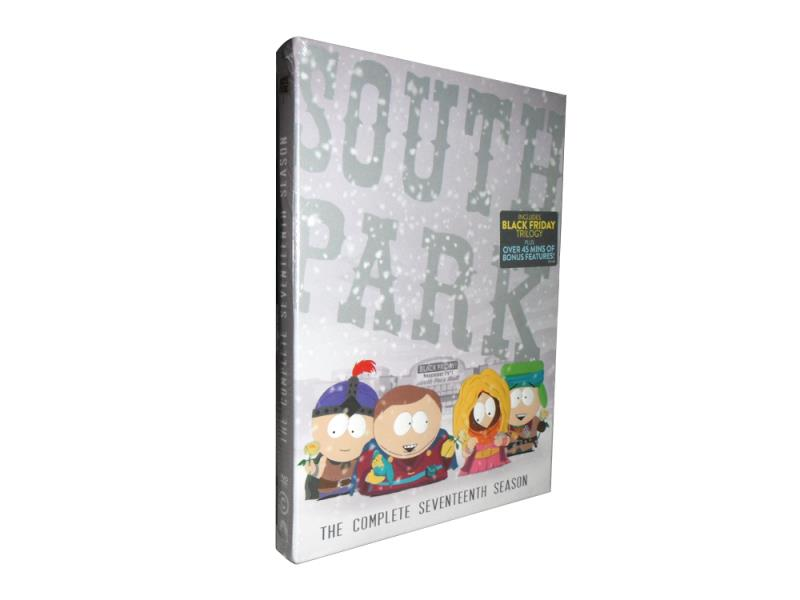 South Park Season 17 DVD Box Set