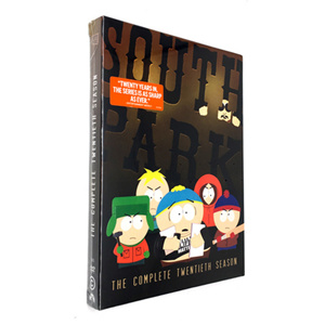 South Park Season 20 DVD Box Set