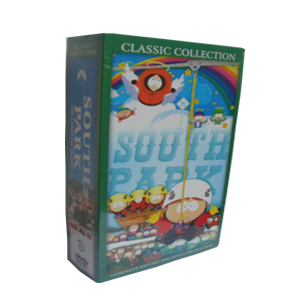 South Park Seasons 1-17 DVD Box Set