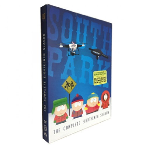 South park season 18 dvd box set