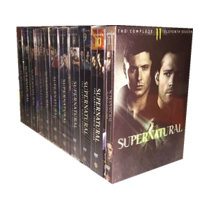 Supernatural Seasons 1-11 DVD Box Set