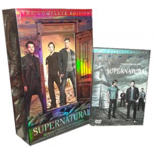 Supernatural Seasons 1-9 DVD Box Set