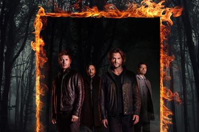 Supernatural Seasons 1-12 DVD Box Set