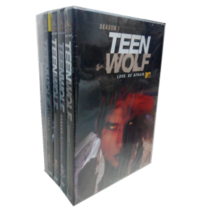 Teen Wolf Seasons 1-5 DVD Box Set