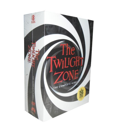 The Twilight Zone Seasons 1-5 DVD Box Set