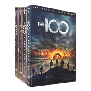 The 100 Seasons 1-4 DVD Box Set