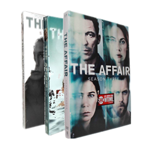 The Affair Seasons 1-3 DVD Box Set