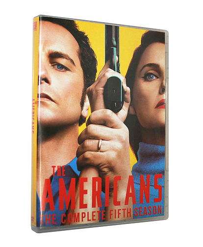The Americans Season 5 DVD Box Set