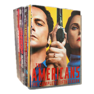 The Americans Seasons 1-5 DVD Box Set